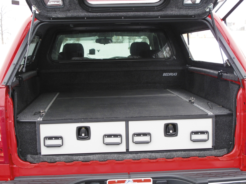 Pickup Truck Vault Suburban Toppers
