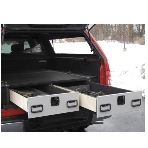Pickup Truck Vault Suburban Toppers