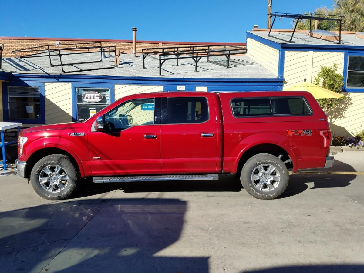 Colorado Springs Toyota >> 2016 F-150, ARE V-Series - Suburban Toppers