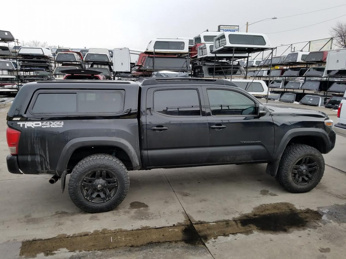 2017 Tacoma, ARE CX-Series - Suburban Toppers