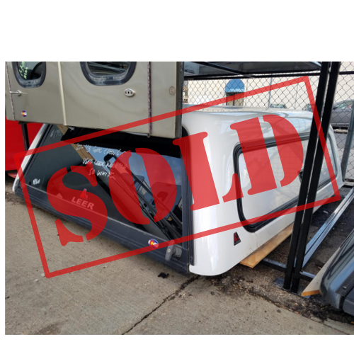 Sold Used Truck Topper Gmc 2008 Leer