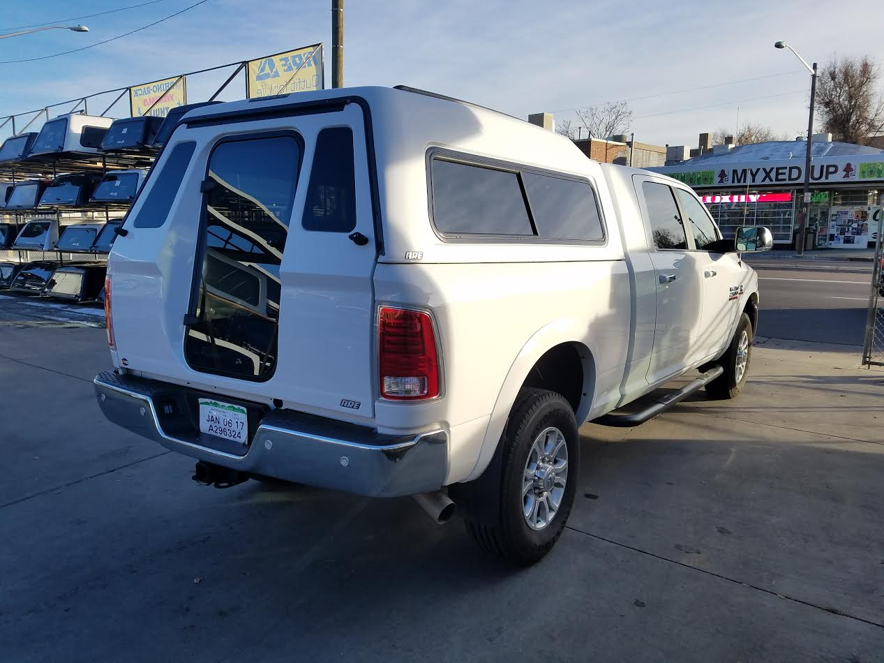 2016 Dodge Mx Series Full Walk In Rear Door Suburban