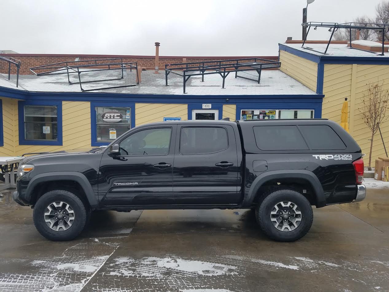 Colorado Springs Dodge >> 2017-Tacoma-ARE-Z-Series-Black - Suburban Toppers