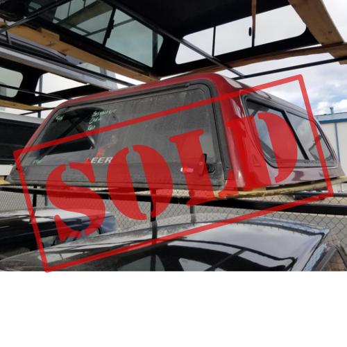 Leer Toyota Tacoma: 05-15 Tacoma 5' Leer 100R