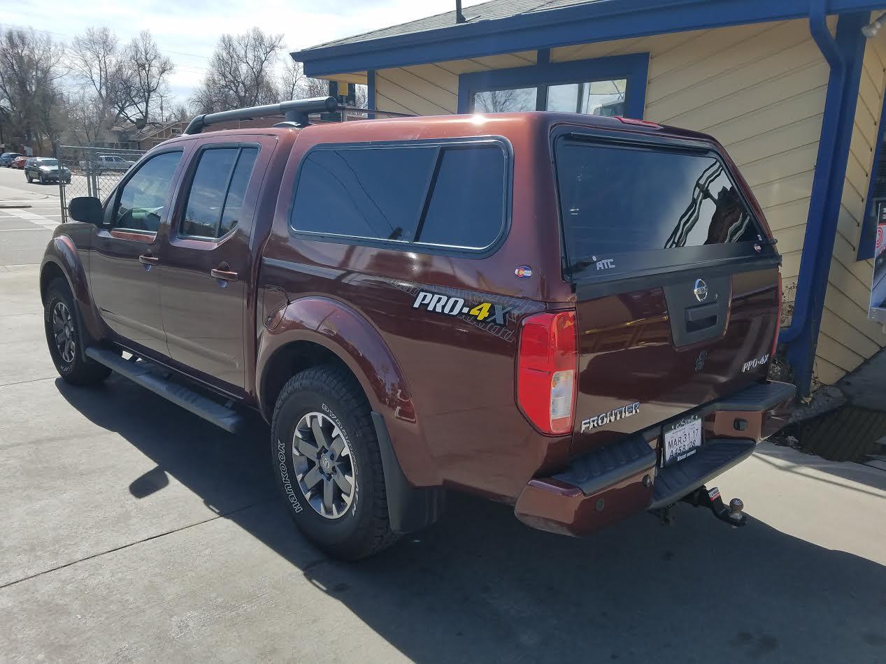 Colorado Springs Toyota >> 2016 Nissan Frontier, ATC Colorado, Forged Copper ...
