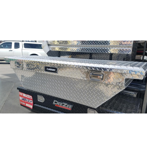 Used Truck Toolbox Husky Nissan Frontier