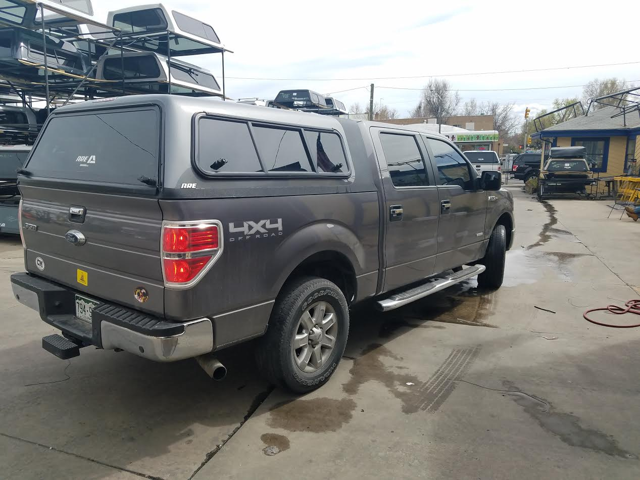 2014 F 150 Are Overland Outdoorsman Suburban Toppers