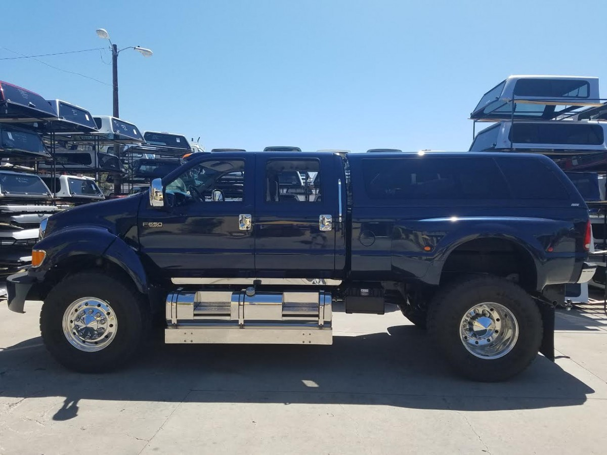 2008 Ford F-650 Super Truck, ARE Z-Series. ‹ ›