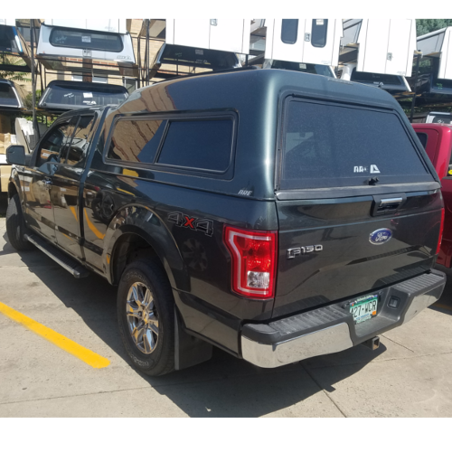 Ford Com Mx >> 15 17 Ford F150 Are Mx Series Used Truck Topper Suburban