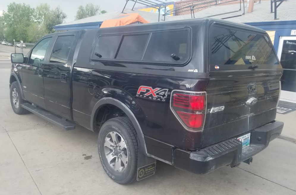 2012 F 150 Are Overland Suburban Toppers
