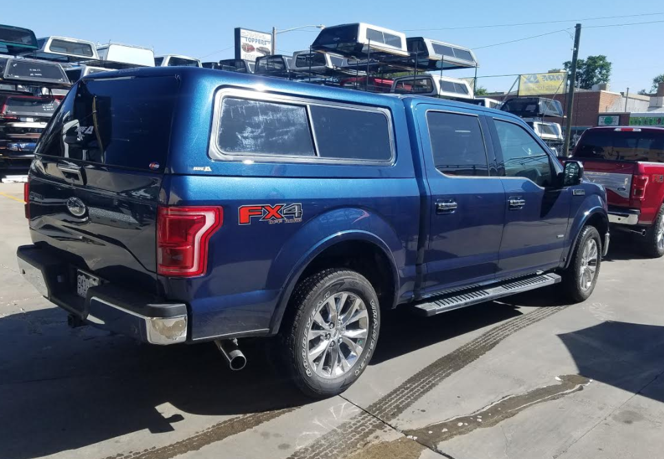 Are Cx Evolve F 150 Topper Suburban Toppers