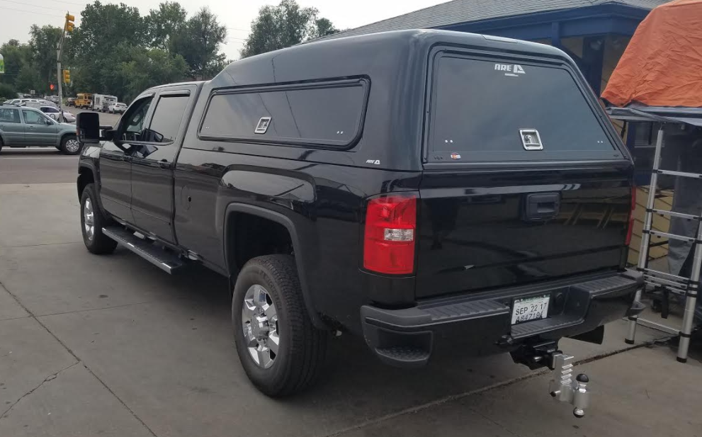 2017 Gmc Sierra Are Mx Hd Suburban Toppers