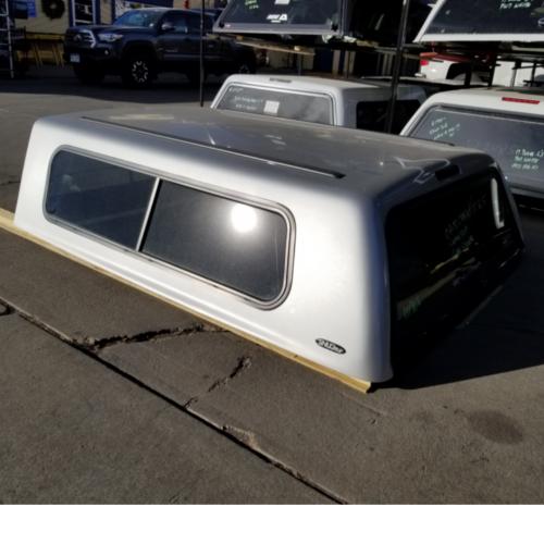 Chevrolet Camper Shell: 07-13 Chevy CC 6.5' Snugtop