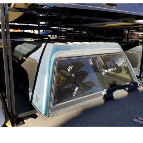88 98 Chevy Truck Topper Brahma Used Suburban Toppers