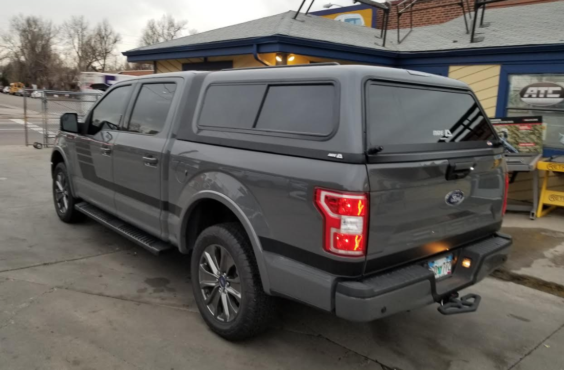 2018 F 150 Jx Leadfoot Are Overland Suburban Toppers