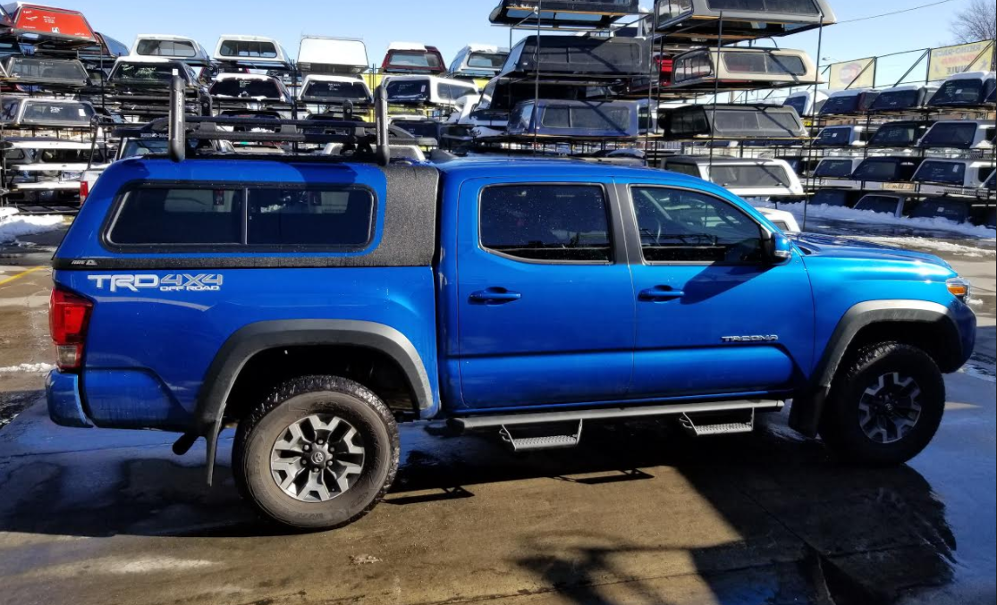 Colorado Springs Dodge >> 2018-tacoma-are-overland-topper-rhino-pioneer-platform-littleton-co - Suburban Toppers