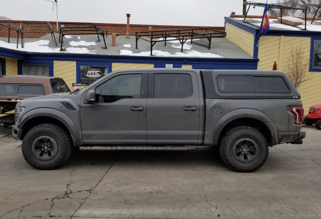 Lifted Nissan Titan >> 2018-f-150-leadfoot-are-overland-topper-lafayette-co - Suburban Toppers