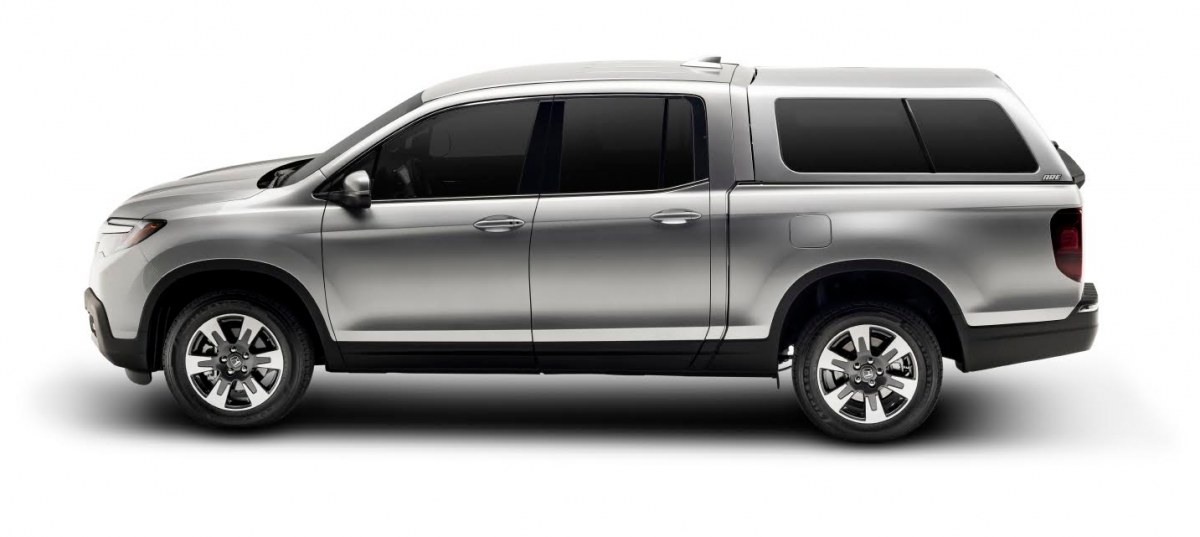 Honda Of Greeley >> 2018 Honda Ridgeline, ARE Z-Series - Suburban Toppers