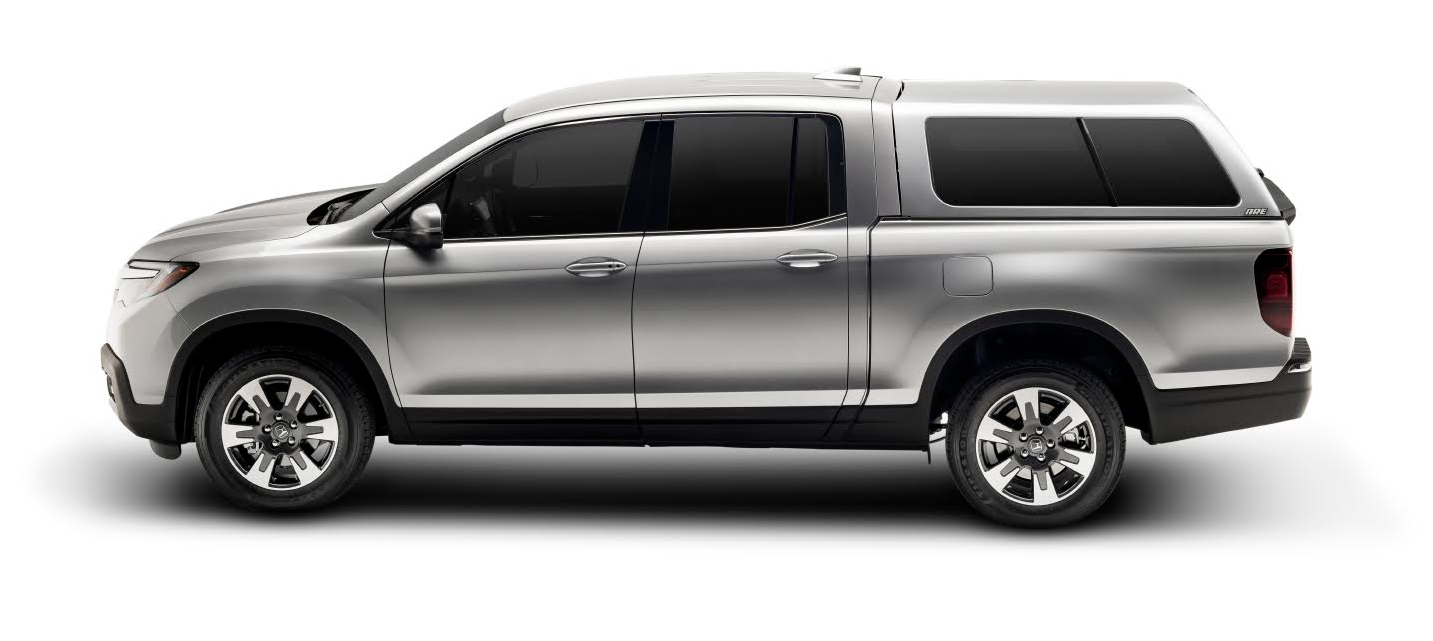 2018 Honda Ridgeline, ARE Z-Series - Suburban Toppers