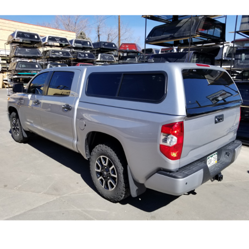 Toyota Tacoma Topper For Sale >> 14-18 Tundra Crewmax Snugtop - Suburban Toppers