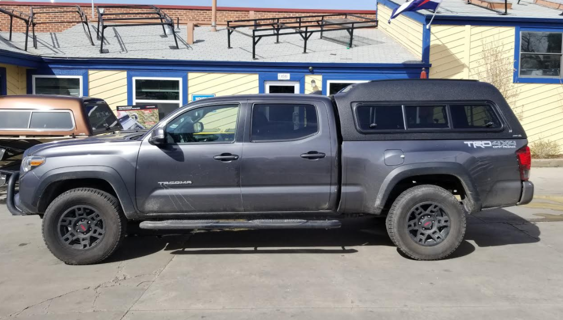 Toyota Of Lakewood >> 2018-TACOMA-ARE-MX-SERIES-TOPPER-BRECKENRIDGE-CO - Suburban Toppers