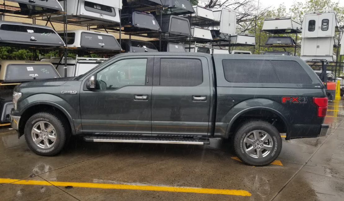 Toyota Fort Collins >> 2018 F-150, ARE Z-Series - Suburban Toppers