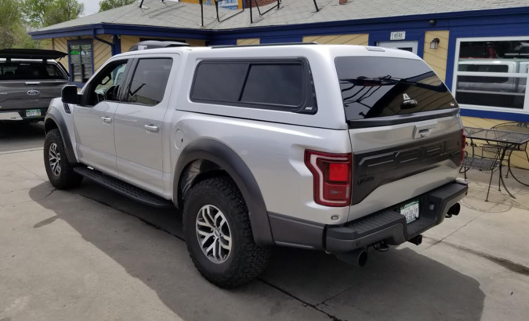 2018 Ford Raptor Are Z Series