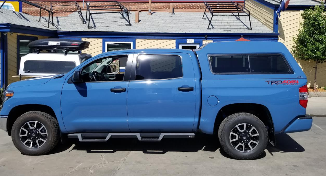 2018 Tundra Are Mx Series Cavalry Blue Suburban Toppers