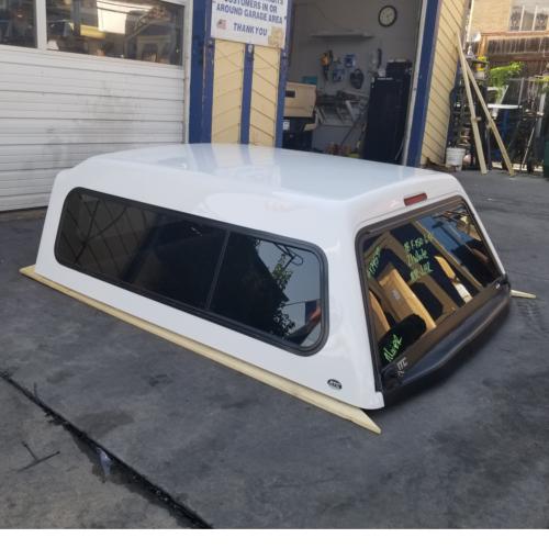 Chevrolet Camper Shell: 15-18 F-150 6.5' ATC LHR *2nd*