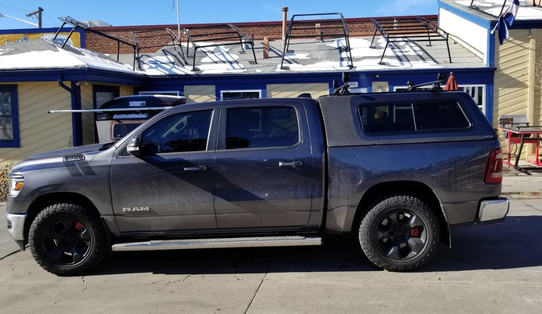 Colorado Springs Dodge >> 2019 Dodge, ARE Overland - Suburban Toppers