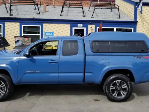 Toyota Tacoma Topper >> Tacoma Suburban Toppers