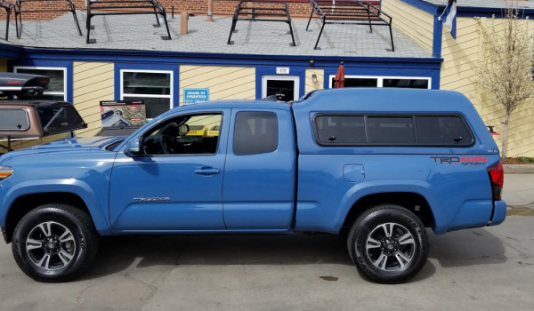 Chevy Colorado Accessories >> 2019 Ford Ranger, ARE V-Series - Suburban Toppers