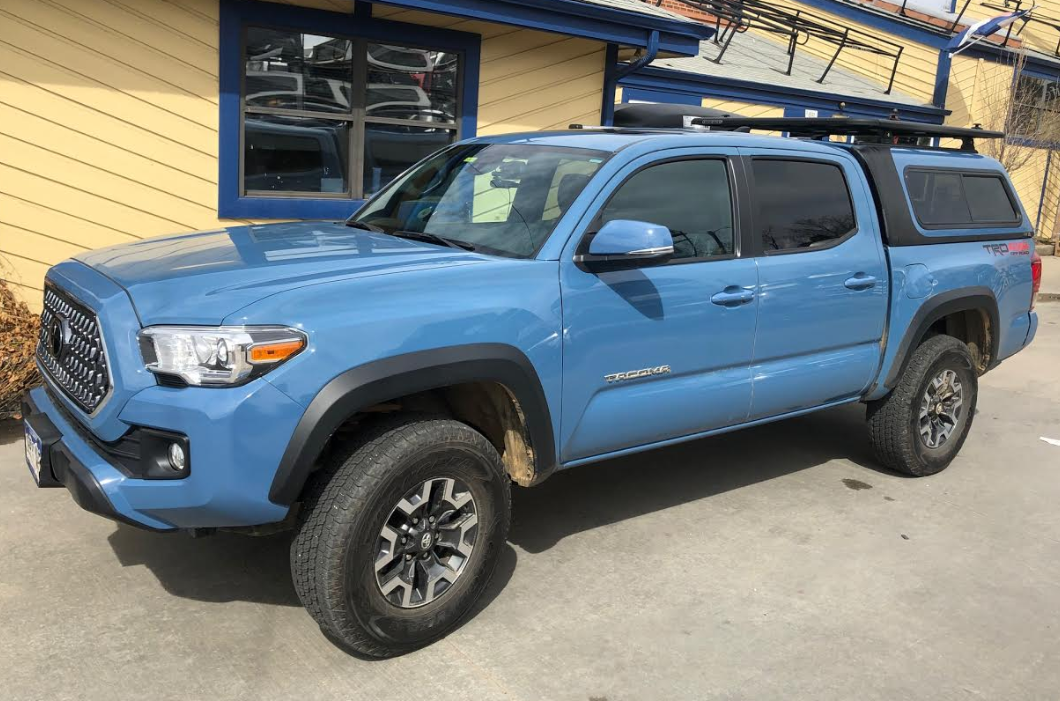 Toyota Tacoma Topper >> 2019-tacoma-are-overland-edition-topper - Suburban Toppers