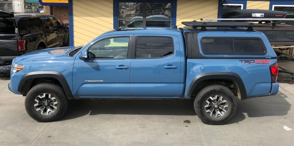 Toyota Of Lakewood >> 2019 Tacoma, ARE Overland, Cavalry - Suburban Toppers