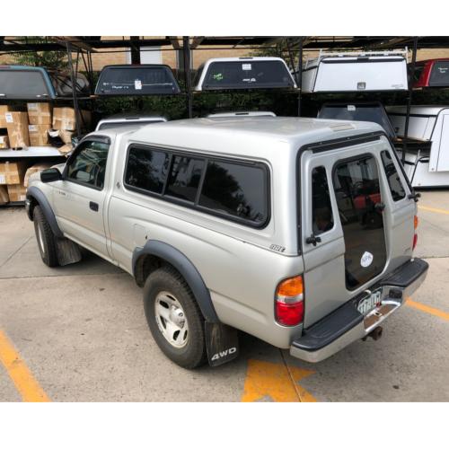 05-15 Tacoma 6' MX Full Door - Suburban Toppers